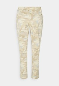 Mos Mosh - LUCIE LEVON PANT - Trousers - incense - 1