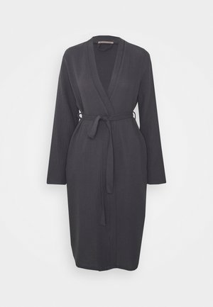 Dressing gown - dark grey