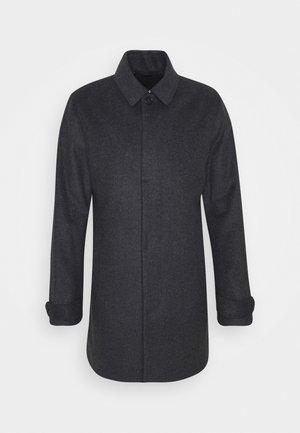 CARRED - Classic coat - medium grey melange