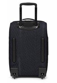 Eastpak - TRANVERZ - Wheeled suitcase - sea net - 1