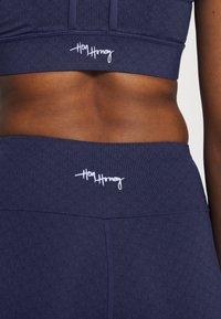 Hey Honey - LEGGINGS RISING SUN - Legging - dark blue - 4