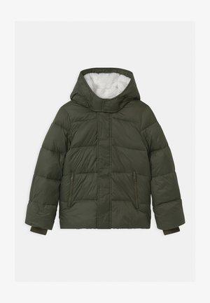 ESSENTIAL PUFFER UNISEX - Zimní bunda - olive