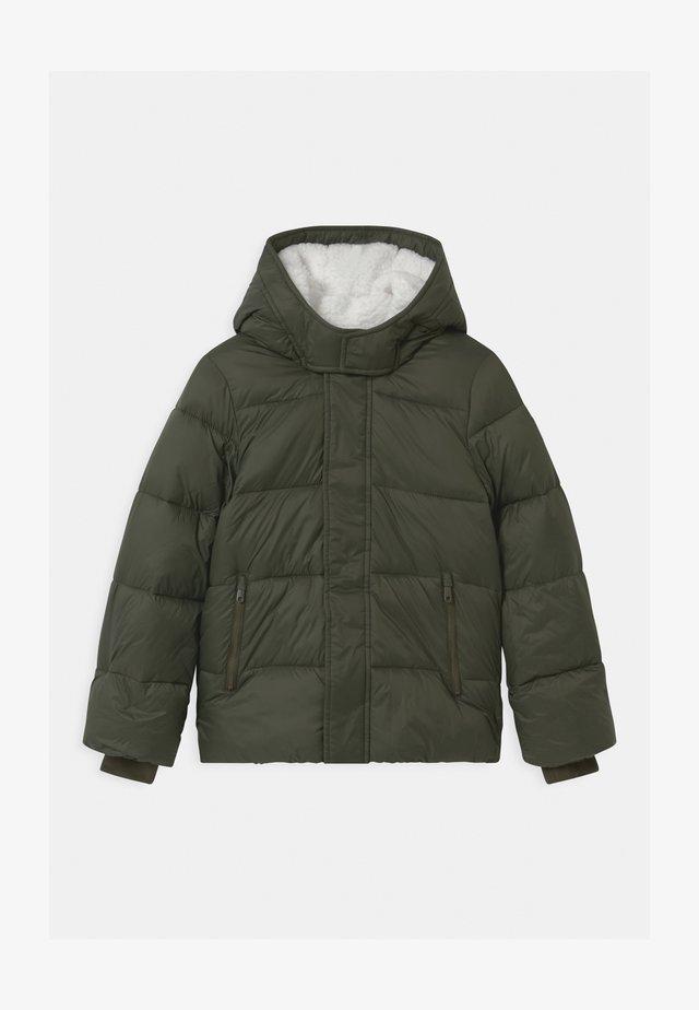 ESSENTIAL PUFFER UNISEX - Winter jacket - olive