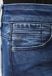 G-Star - SHAPE HIGH SUPER SKINNY - Jeans Skinny Fit - medium aged - 5