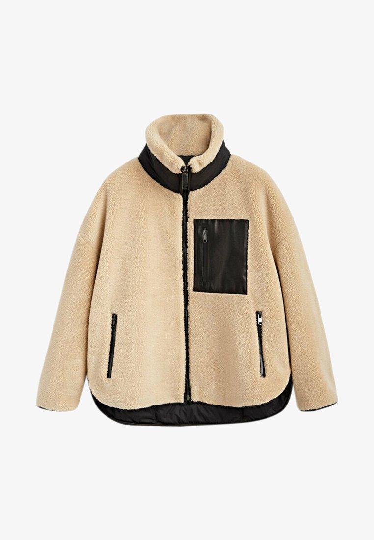 Massimo Dutti - Summer jacket - beige