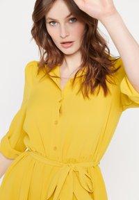LolaLiza - Shirt dress - yellow - 3