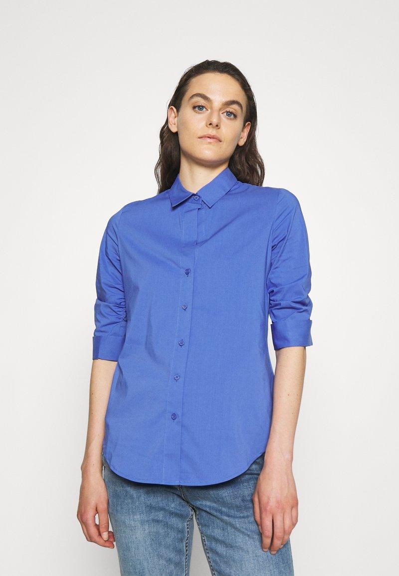 Steffen Schraut - LIZA ESSENTIAL BLOUSE - Button-down blouse - lavender