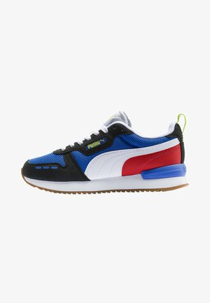 Sneakers basse - palace blue-black-white