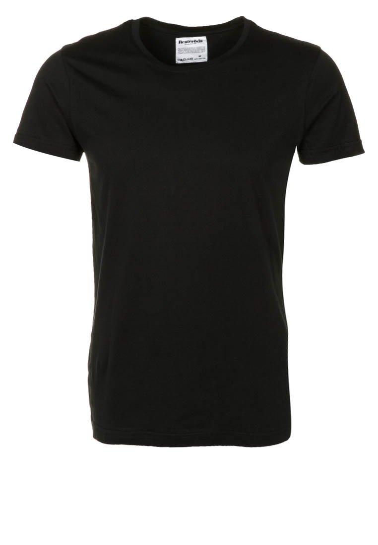 Resteröds - ORIGINAL ROUNDNECK - Basic T-shirt - schwarz