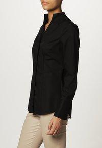 Seidensticker - Button-down blouse - black - 3