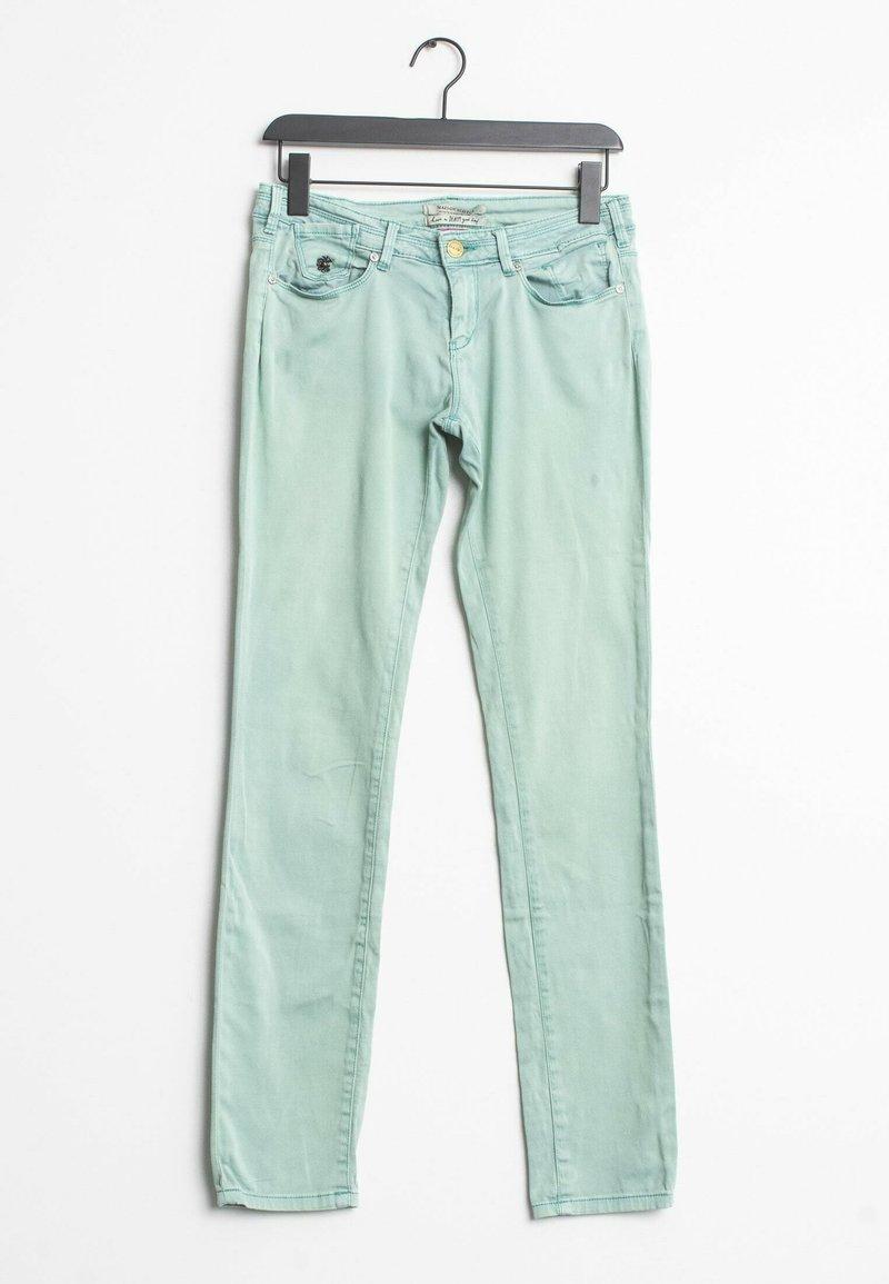 Maison Scotch - Straight leg jeans - green