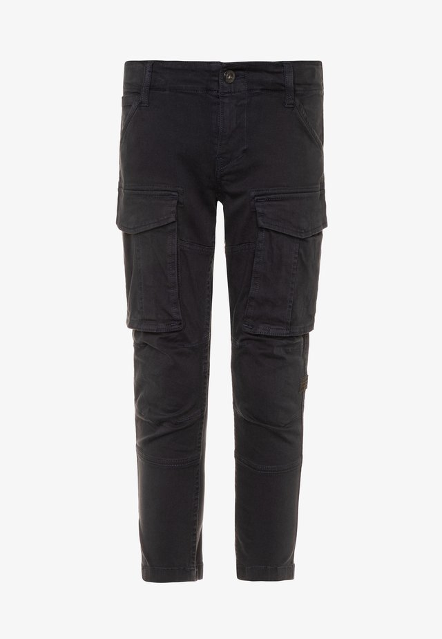 PANT ROVIC - Cargobroek - navy
