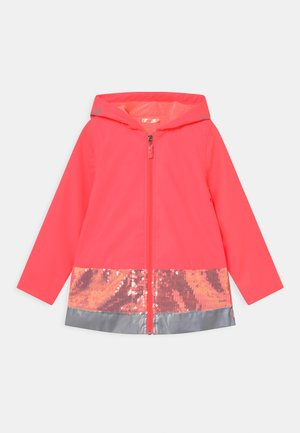 RAIN  - Waterproof jacket - fuschia