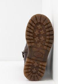 Bisgaard - HIGH - Talvisaappaat - brown - 5