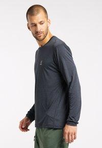 Haglöfs - Sports shirt - true black - 2