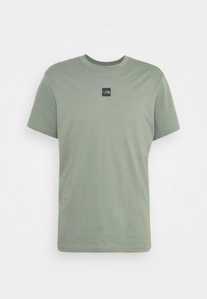 CENTRAL LOGO  - Print T-shirt - agave green