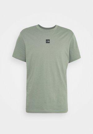 CENTRAL LOGO  - T-shirt med print - agave green