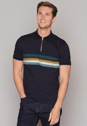 BLOCKED  - Polo shirt - dark blue