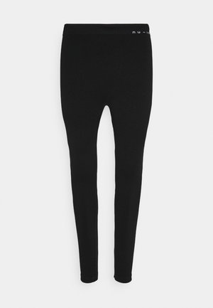 COMPRESSION RUNNING - Leggings - black