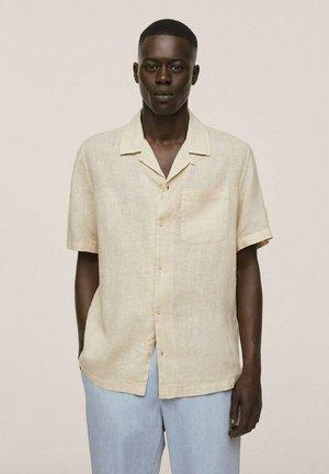 BOWLING REGULAR-FIT  - Skjorta - beige