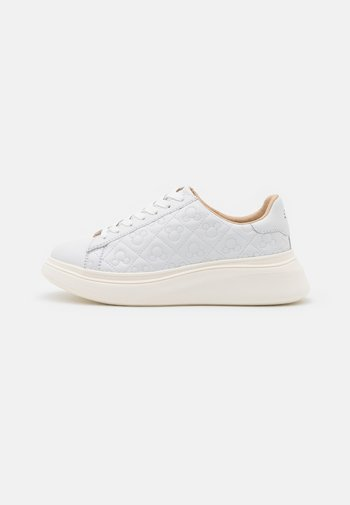 DOUBLE GALLERY - Sneakers basse - white