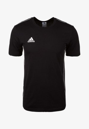CORE 18 - T-shirt imprimé - black