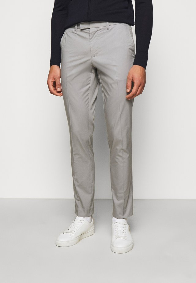 GRANT SUPER - Chinos - granite