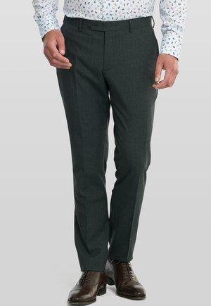 Pantalon de costume - dark green