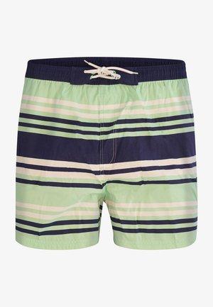 STYLE JOSH - Swimming shorts - l.green-fresh/str