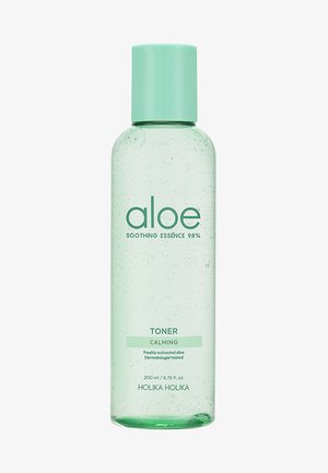 ALOE SOOTHING ESSENCE 98% JUICY TONER  - Tonic - -