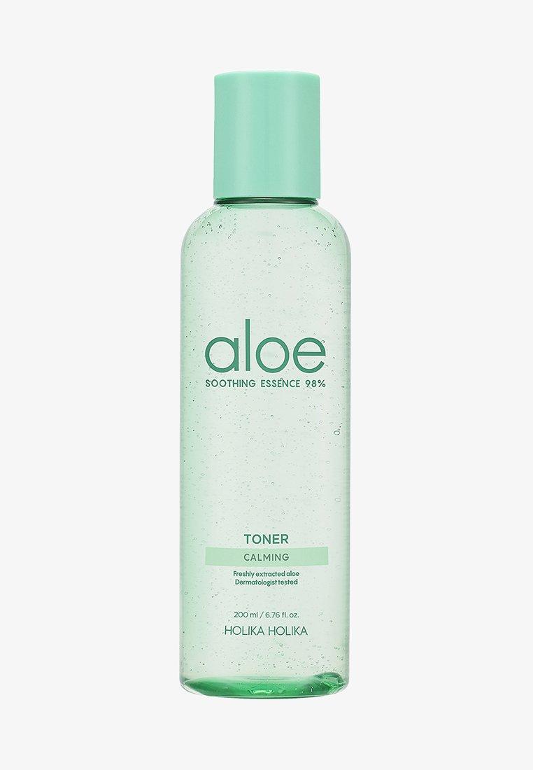 Holika Holika - ALOE SOOTHING ESSENCE 98% JUICY TONER  - Lotion visage - -