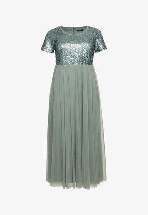 Cocktail dress / Party dress - eukalyptus