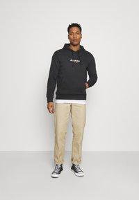 Dickies - CENTRAL HOODIE - Sweatshirt - black - 1