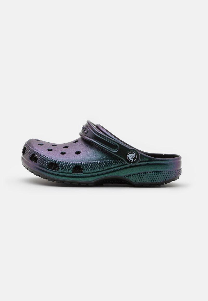 Crocs - CLASSIC PRISMATIC UNISEX - Mules - black
