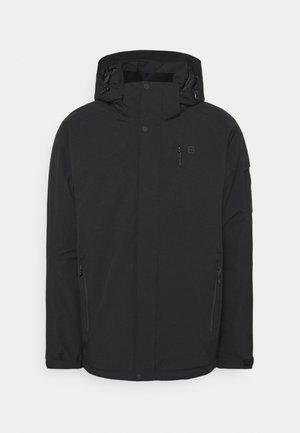 QUADY JACKET - Ski jacket - black