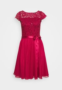 Swing - Cocktail dress / Party dress - rio rot - 3