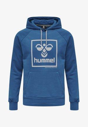 HMLISAM - Hoodie - blue sapphire