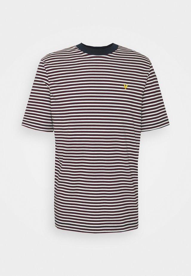 T-shirt z nadrukiem - dark navy