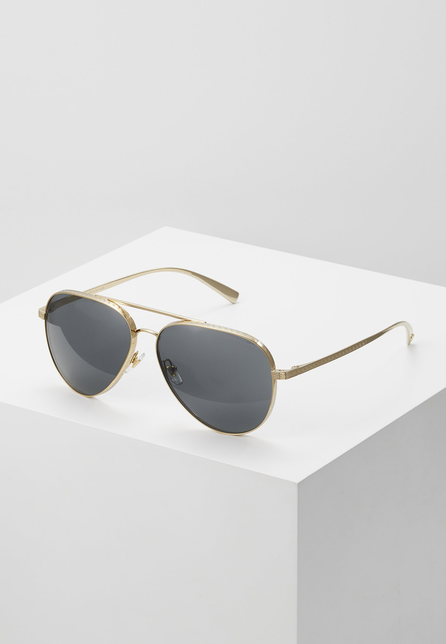 2013 Outlet Versace Sunglasses - gold-coloured | men's accessories 2020 HtlL5