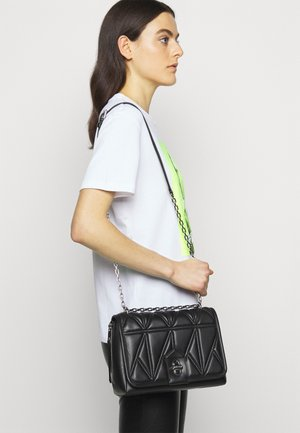 STUDIO ZIP SHOULDERBAG - Handbag - black