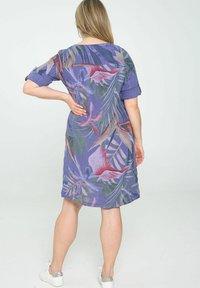 Paprika - Day dress - purple - 2