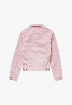 NEW BERRY - Giacca di jeans - bleach pink
