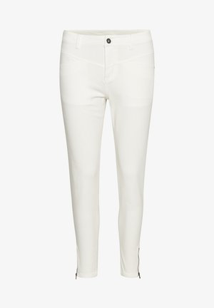KAELDORA - Jeans Skinny Fit - chalk