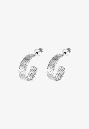 EARRINGS - Orecchini - silver-coloured