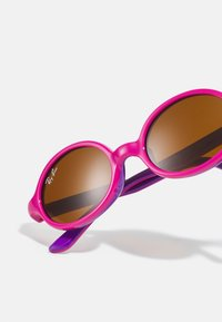 Ray-Ban - JUNIOR UNISEX - Sunglasses - fucsia on violet - 3