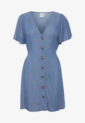 Farkkumekko - medium blue