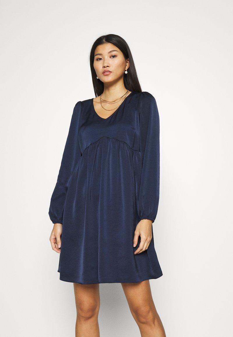 NAF NAF - LAFOL - Day dress - bleu marine