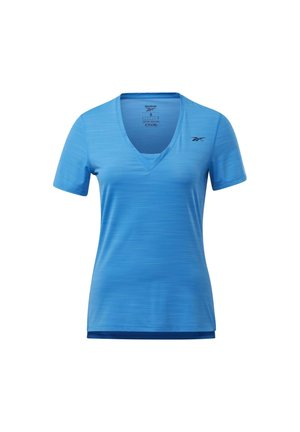 ACTIVCHILL ATHLETIC T-SHIRT - Funktionsshirt - blue