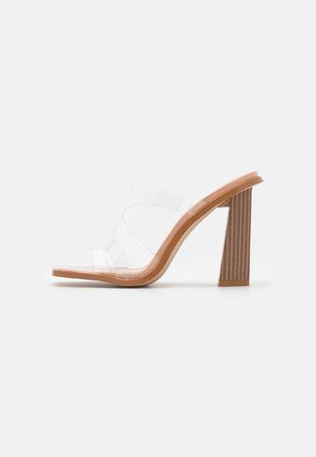 OCTAVIA - Sandaler - nude