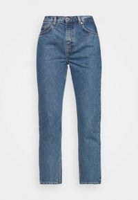 ARKET - Straight leg jeans - mid blue - 3